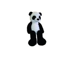 Мягкая игрушка СмолТойс «Панда» 100 см черно-белая