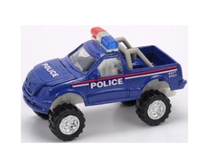 Полицейский пикап Soma 12 см