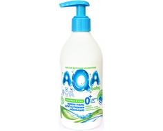 Крем-гель для купания AQA baby 300 мл