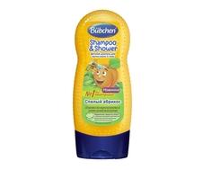 Шампунь для волос и тела Bubchen «Спелый абрикос» 230 мл