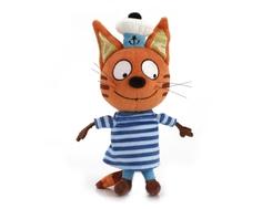 Мягкая игрушка Мульти-Пульти «Три кота: Коржик» 13 см