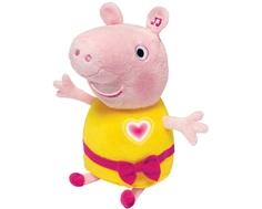 Мягкая игрушка Peppa Pig «Пеппа» 30 см желтая