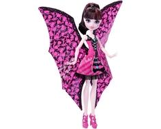 Кукла Monster High «Дракулаура: Летучая мышь» в трансформирующемся наряде 26 см