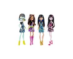 Кукла Monster High «Главные персонажи» 26 см в ассортименте