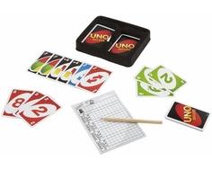 Игра карточная Mattel «UNO Deluxe»