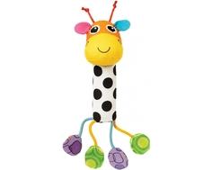Погремушка Lamaze «Звонкий жираф»