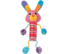 Погремушка Lamaze «Звонкий зайка»