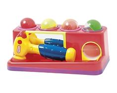 Развивающая игрушка Mommy Love «Веселый молоточек»