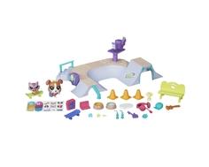 Игровой набор Littlest Pet Shop «Городские сценки» в ассортименте