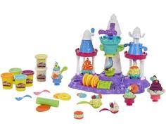 Игровой набор Play-Doh «Замок мороженого» с пластилином