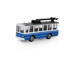 Машинка Технопарк «Городской транспорт» 1:72 в ассортименте