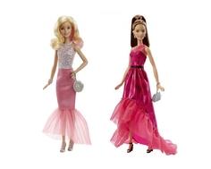 Кукла Barbie «Вечернее платье-трансформер» 29 см в ассортименте