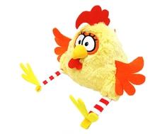 Мягкая игрушка СмолТойс «Петушок Лучик»