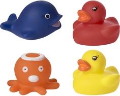 Набор игрушек для ванны Курносики «Веселое купание»