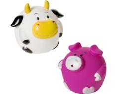 Набор игрушек для ванны Курносики «Кругляши с фермы»