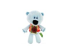 Мягкая игрушка Мульти-Пульти «Медвежонок Белая Тучка» 20 см