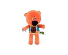 Мягкая игрушка Мульти-Пульти «Медвежонок Кешка» 20 см