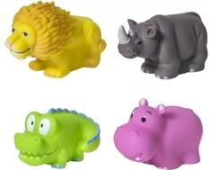 Набор игрушек для ванны Курносики «Африка»