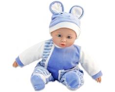 Кукла Lisa Jane «Mami» интерактивная в голубом 40 см