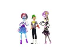 Кукла Monster High «Буникальные танцы» в праздничных нарядах 27 см в ассортименте