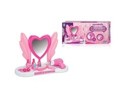 Игровой набор 1TOY «Туалетный столик. Сердце»