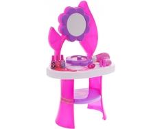 Игровой набор 1TOY «Туалетный столик. Цветок»