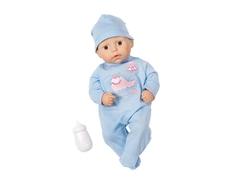 Кукла Zapf Creation «My first Baby Annabell: мальчик с бутылочкой» 36 см