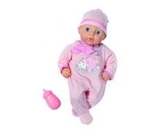 Кукла Zapf Creation «My first Baby Annabell» с бутылочкой 36 см