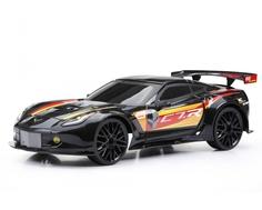 Машина на радиоуправлении New Bright «Corvette C7R» черная 1:12