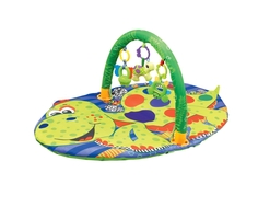 Развивающий коврик Ути Пути «Разноцветная черепаха»
