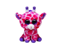 Мягкая игрушка TY Beanie Boos «Жираф Twigs» 25 см