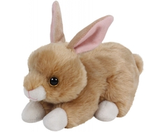 Мягкая игрушка TY Easter «Зайчик Bunnie» 15 см бежевая