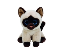 Мягкая игрушка TY Beanie Babies «Сиамская кошка Jaden» 15 см