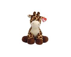 Мягкая игрушка TY Pluffies «Жираф Tiptop» 25 см