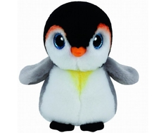 Мягкая игрушка TY Beanie Babies «Пингвин Pongo» 20 см