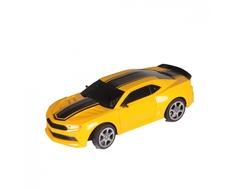 Машинка на радиоуправлении Yako «Lamborghini» 1:24 желтая