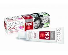 Зубная паста R.O.C.S. PRO Kids «Лесные Ягоды» с 3 до 7 лет Rocs
