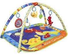 Развивающий коврик Мир Детства «Динозавры»