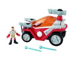 Игровой набор Imaginext «Городские спасатели» с аксессуарами