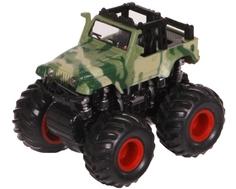 Машинка Yako «Трасса: Jeep» инерционная полноприводная 12 см