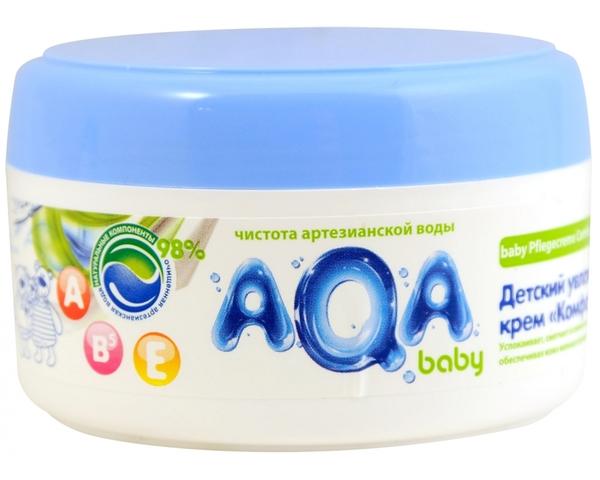 Крем AQA baby «Комфорт» увлажняющий 100 мл