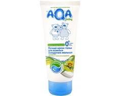 Крем-тальк AQA Baby для кожных складочек малыша 100 мл