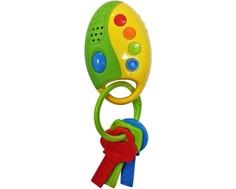 Развивающая игрушка 1Тoy «Автоключики» для мальчиков
