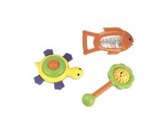 Игровой набор Mioshi «Первая игрушка» с черепашкой