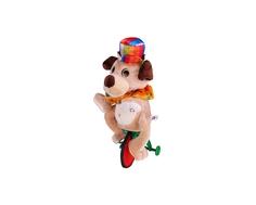 Интерактивная игрушка Mioshi «Собачка-циркач»