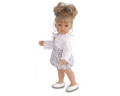 Кукла Munecas Antonio Juan «Белла» в розовом болеро 45 см