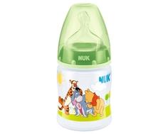Бутылочка с силиконовой соской NUK « First Choice Plus» с рождения, 150 мл