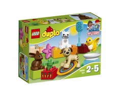 Конструктор LEGO DUPLO Town 10838 Домашние животные