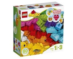 Конструктор LEGO DUPLO My First 10848 «Мои первые кубики»