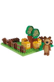 """Конструктор """"Маша и Медведь"""" BIG"""
